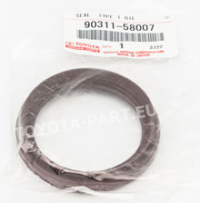 TOYOTA - genuine parts 90311-58007